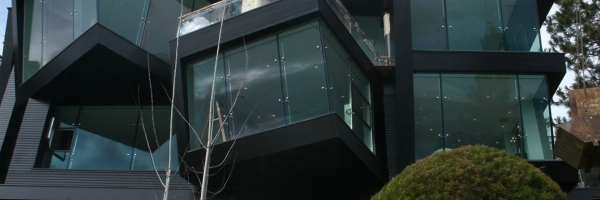 Architectural Bent & Curved Glass Design | Bent Glass Design