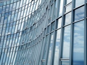 Architectural Curved Glass Supplier