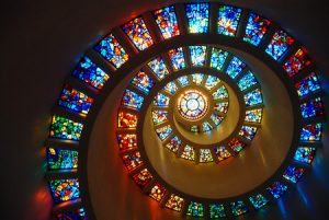 Architectural Curved Glass